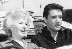 Elvis and Barbara in Roustabout