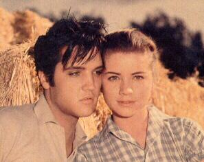 Elvis and Delores in Loving You
