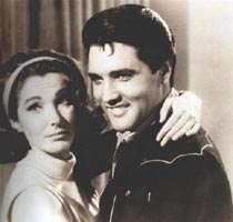 Julie and Elvis in Tickle Me
