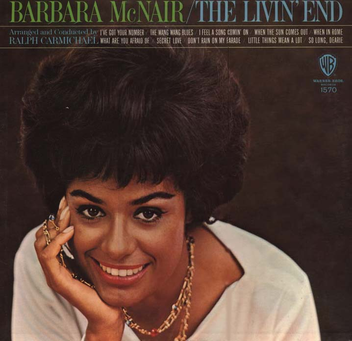 Barbara McNair - Everything Is Good About You