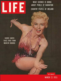 March 1955 Life magazine cover